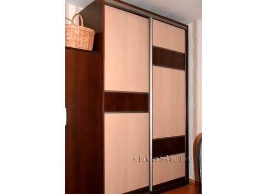 Вместительный шкаф-купе