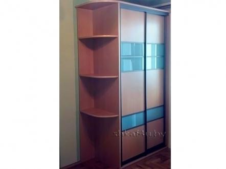 Стильный шкаф с лакоматом